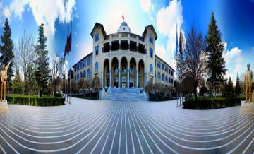 Gazi Üniversitesi İftar Yemeği