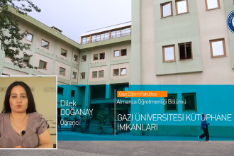 Gazi Üniversitesi Almanca Öğretmenliği Bölümü Tanıtımı